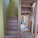 神戸市西区NT様邸階段造作