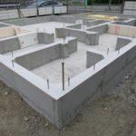 高砂市Sa様邸基礎工事完了
