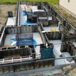 姫路市K様邸の基礎工事完了
