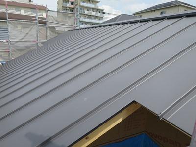 ガルバリウム屋根