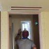 造作階段と作り付け作業台