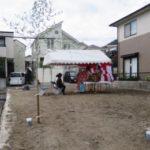 神戸市灘区TA様邸の地鎮祭