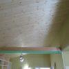 天井板貼り
