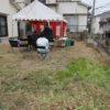 神戸市垂水区T様邸の地鎮祭