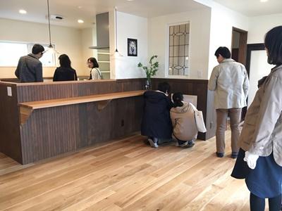 神戸市灘区の完成内覧会