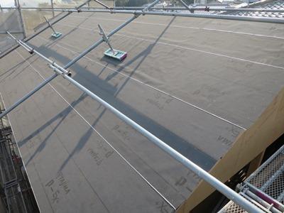 屋根ルーフィング