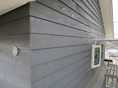 板貼り外壁塗装