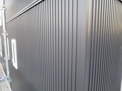 ガルバリウム外壁