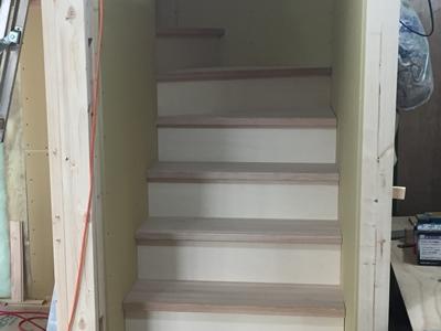 階段造作I