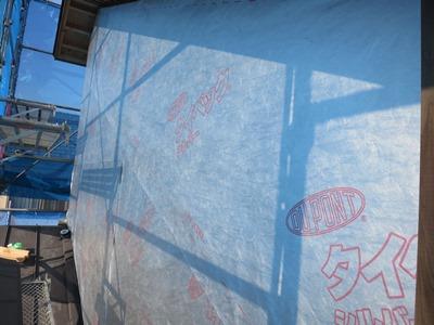 外壁透湿防水シート