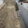 神戸市西区I様邸の外構工事