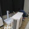 外構工事とエアコン設置