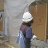 中間検査とトリプルガラスの樹脂窓