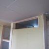 室内窓と造作洗面化粧台