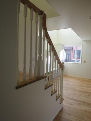 階段装飾スリット手摺