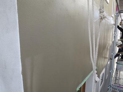 外壁シゴキ塗りS